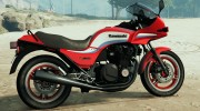 Kawasaki GPZ1100 v1.11 for GTA 5 miniature 5