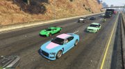Traffic and Weapon Randomizer 0.9 for GTA 5 miniature 1