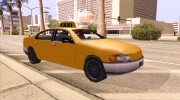 GTA 3 Taxi for GTA San Andreas miniature 1