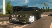 BMW 5-Series E39 for Euro Truck Simulator 2 miniature 1