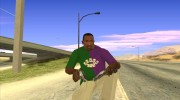 Футболка Joker GTA for GTA San Andreas miniature 2