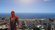 Spiderman PS4 4k 2.0 for GTA 5 miniature 3
