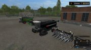 FENDT 6275L & 9490X PACK v1.0 for Farming Simulator 2017 miniature 5