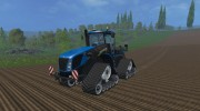 New Holland T9670 Smart Trax for Farming Simulator 2015 miniature 1