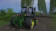 John Deere 9560RT for Farming Simulator 2015 miniature 6