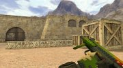MAC-10 Лего for Counter Strike 1.6 miniature 2