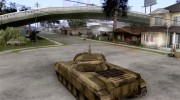 Танк из Игры S.T.A.L.K.E.R for GTA San Andreas miniature 3