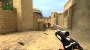Black and Silver Scout для Counter-Strike Source миниатюра 3