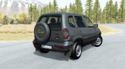 Chevrolet Niva for BeamNG.Drive miniature 3