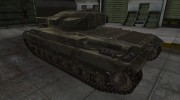 Пустынный скин для Conqueror for World Of Tanks miniature 3