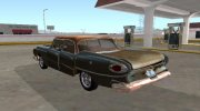 Dodge Polara 1961 Rust my version for GTA San Andreas miniature 4