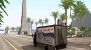 Charity Truck from Modern Warfare 3 for GTA San Andreas miniature 2