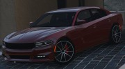 2015 Dodge Charger RT 1.4 for GTA 5 miniature 1