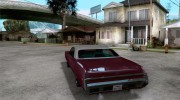 Chrysler 300C 1970 for GTA San Andreas miniature 3