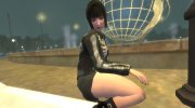 Karen (Emo Punk) for GTA 4 miniature 8