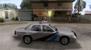 Ford Crown Victoria Colorado Police for GTA San Andreas miniature 5