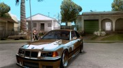 BMW M3 E36 Light Tuning для GTA San Andreas миниатюра 1