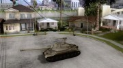 IS-7 Heavy Tank for GTA San Andreas miniature 1