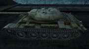 Шкурка для T-54 для World Of Tanks миниатюра 2
