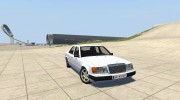 Mercedes-Benz W124 beta for BeamNG.Drive miniature 8