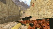 AWP Бах for Counter Strike 1.6 miniature 1
