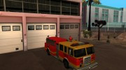 Paintable in the two of the colours of the Firetruck by Vexillum for GTA San Andreas miniature 13