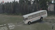 ПАЗ 4334 for Spintires 2014 miniature 15