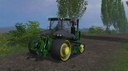John Deere 9560RT for Farming Simulator 2015 miniature 3