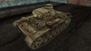 PzKpfw III от kirederf7 for World Of Tanks miniature 1