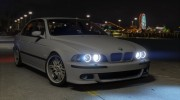 BMW M5 E39 1.1 for GTA 5 miniature 5