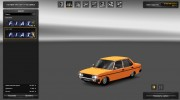 FIAT 131 for Euro Truck Simulator 2 miniature 4
