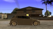 Suzuki Swift Tuning for GTA San Andreas miniature 5