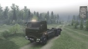 КамАЗ 65117 for Spintires 2014 miniature 1