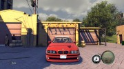 BMW 530d E39 for Mafia II miniature 3
