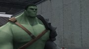 Gladiator Hulk (Planet Hulk) 2.1 for GTA 5 miniature 3