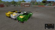 GRIMME MAXTRON 620 Multicolor v1.0.0 for Farming Simulator 2017 miniature 5