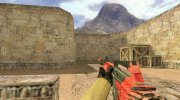 M4A1 Starladder for Counter Strike 1.6 miniature 2
