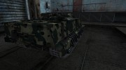 Шкурка для AMX-50 Foch (155) для World Of Tanks миниатюра 4