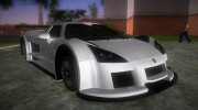 Gumpert Apollo Sport for GTA Vice City miniature 1