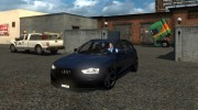 Audi A4 Avant (B8) for Euro Truck Simulator 2 miniature 2