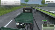 Unimog U 84 406 Series и Trailer v 1.1 Forest for Farming Simulator 2013 miniature 6