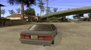 Mitsubishi Galant VR-4 v0.01 for GTA San Andreas miniature 4