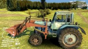 МТЗ 82 с куном for Spintires DEMO 2013 miniature 2