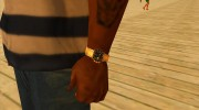 Rolex skin 13 for GTA San Andreas miniature 3