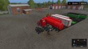 Custom Road Train Pack RUS v2.1 for Farming Simulator 2017 miniature 4