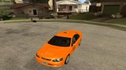 Ford Falcon XR8 Taxi для GTA San Andreas миниатюра 1
