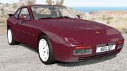 Porsche 944 Turbo S 1988 for BeamNG.Drive miniature 1