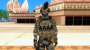 USA Army Special Forces (FIXED) for GTA San Andreas miniature 1