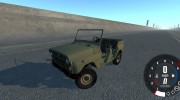 УАЗ-469 for BeamNG.Drive miniature 1