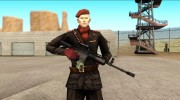 Metal Gear Solid 3 для GTA San Andreas миниатюра 1